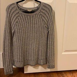 JCrew Herringbone sweater size S